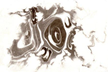 Dessin: Le Suminagashi (1)